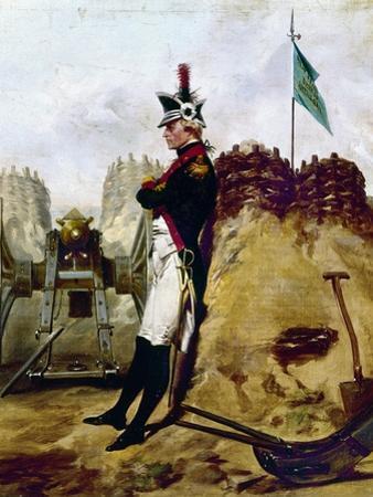 Alexander Hamilton by Alonzo Chappel