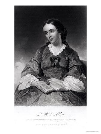 Margaret Fuller (1810-50) Pub. by Johnson, Wilson & Co., 1872