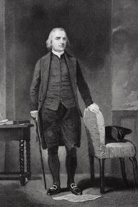 Portrait of Samuel Adams (1722-1803) by Alonzo Chappel