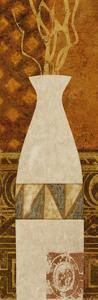 Ethnic Vase II by Alonzo Saunders