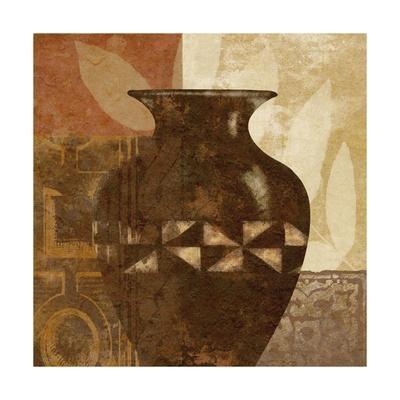 Ethnic Vase IV