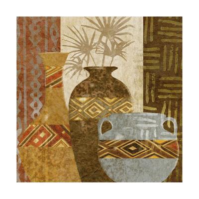Ethnic Vase V