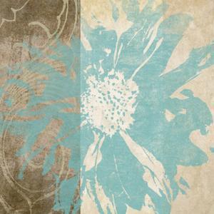 Flower Flake II by Alonzo Saunders