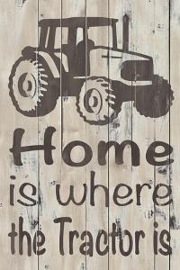 Home & Farm II by Alonzo Saunders