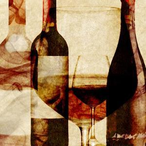 Smokey Wine II by Alonzo Saunders