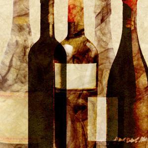 Smokey Wine IV by Alonzo Saunders