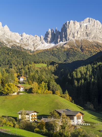 Alpen Landscape, South Tyrol, Austria-Martin Zwick-Photographic Print