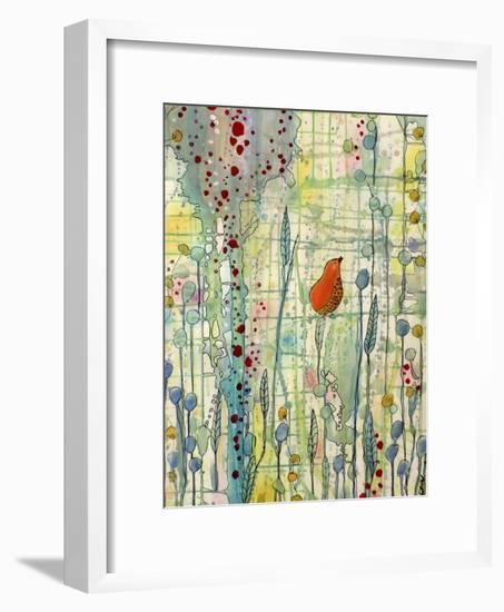 Alpha-Sylvie Demers-Framed Giclee Print