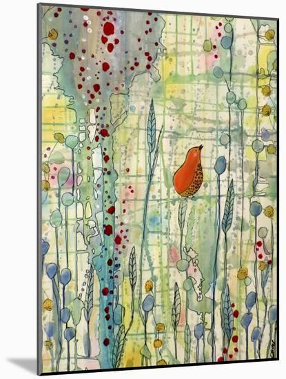 Alpha-Sylvie Demers-Mounted Giclee Print