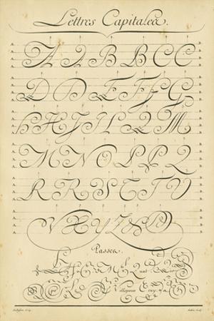Alphabet Sampler IV