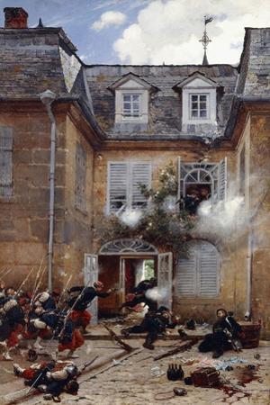 A Surprise Attack, Metz, 1884