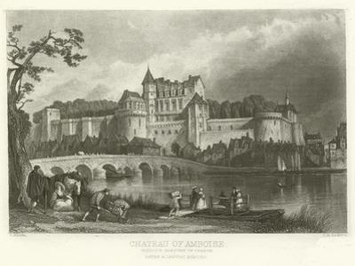 Chateau of Amboise