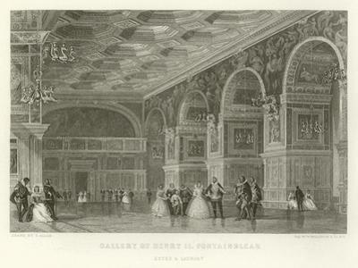 Gallery of Henry II, Fontainbleau
