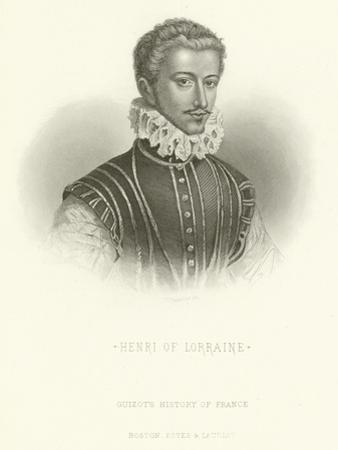 Henri of Lorraine