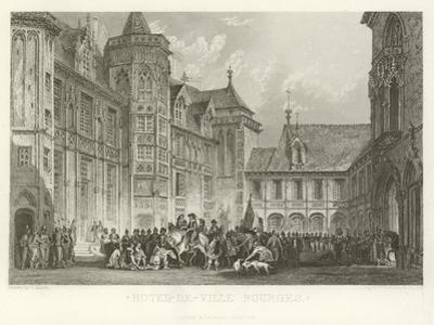 Hotel-De-Ville Bourges