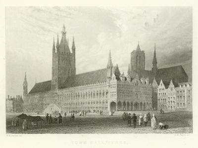 Town Hall, Ypres