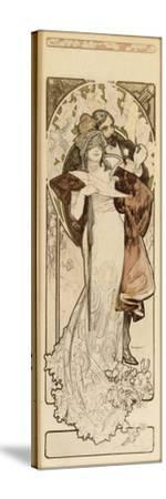 A Maquette for the Lithograph 'Programme 27 Octobre 1900', C. 1900 (Pencil, Ink, W/C)