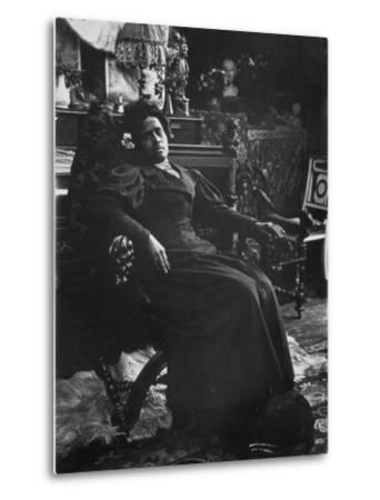 Annah La Javanaise (B.1880) Mistress of Paul Gauguin (1848-1903) Rue De La Grande Chaumiere