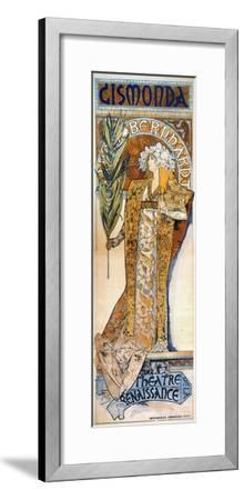 Bernhardt: Mucha Poster