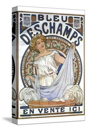 Bleu Dsechamps Sold Here by Alphonse Mucha