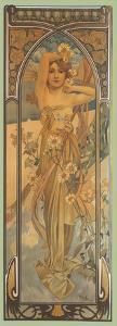 Eclat du Jour by Alphonse Mucha