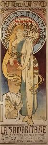 La Samaritaine, 1897 by Alphonse Mucha