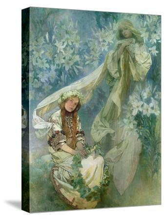 Madonna of the Lilies, 1905