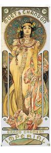 Moet et Chandon by Alphonse Mucha