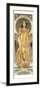 Moet et Chandon by Alphonse Mucha