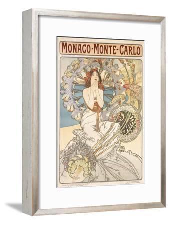 Monaco, Monte Carlo, 1897