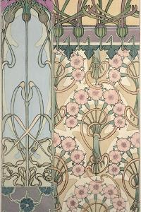 Plate 30 from 'Documents Decoratifs', 1902 by Alphonse Mucha
