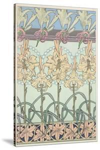 Plate 33 from 'Documents Decoratifs', 1902 by Alphonse Mucha