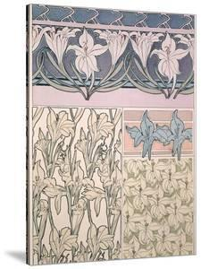 Plate 36 from 'Documents Decoratifs', 1902 by Alphonse Mucha