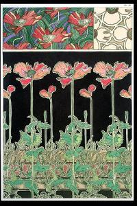 Plate 38 from 'Documents Decoratifs', 1902 by Alphonse Mucha