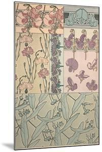 Plate 41 from 'Documents Decoratifs', 1902 by Alphonse Mucha