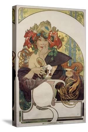 Poster Advertising 'Bieres De La Meuse', about 1897