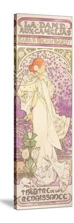 Sarah Bernhardt (1844-1923), La Dame Aux Camelias, at the Theatre De La Renaissance, 1896