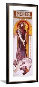 Sarah Bernhardt by Alphonse Mucha