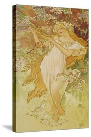 """Spring (From the Series """"Seasons""""), 1896"""
