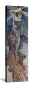 Sterne: Der Morgenstern, 1902 by Alphonse Mucha