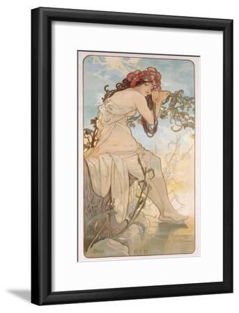 Summer; Ete, C.1896