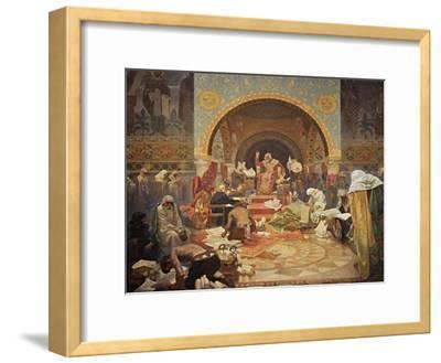 The Bulgarian Tsar Simeon (The Cycle the Slav Epi)