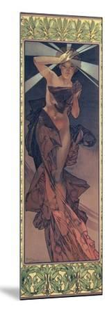 The Moon and the Stars: Morning Star, 1902 by Alphonse Mucha
