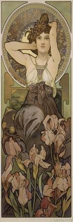 The Precious Stones: Amethyst, 1900
