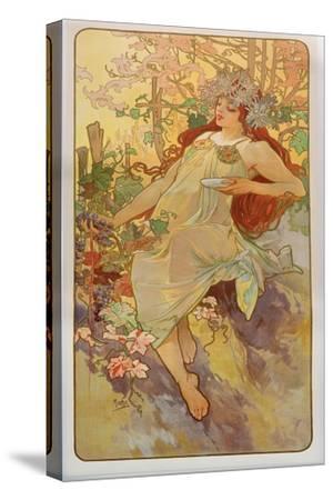 The Seasons: Autumn, 1896