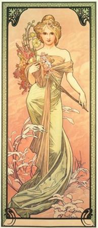 The Seasons: Spring, 1900