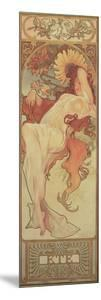 The Seasons: Summer, 1897 by Alphonse Mucha