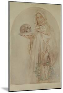 The Skull, 1929 by Alphonse Mucha