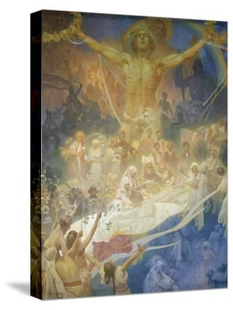 The Slav Epic: the Apotheosis of the Slavs, 1928