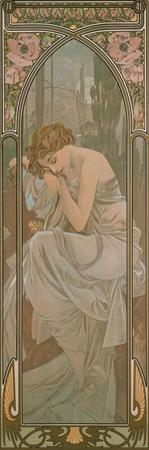 The Times of the Day: Night's Rest, 1899